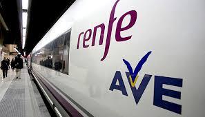 Wifi en trenes AVE
