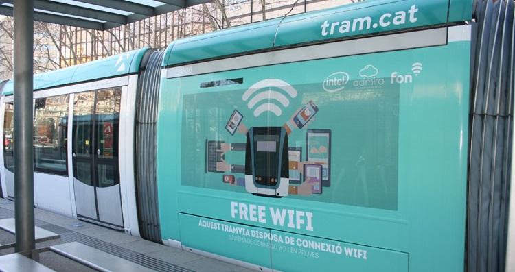 WiFi gratuito. prueba piloto.